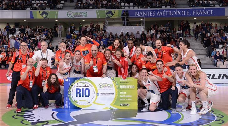 Preolímpico: España derrota a Corea y estará en Río 2016