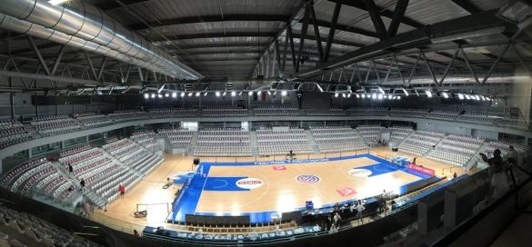 Horarios del Preolímpico de Nantes que se disputará en la Salle Métropolitaine de La Trocardière
