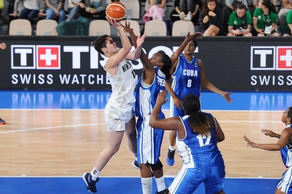 Preolímpico: Tercera jornada de la fase de grupos. Nueva Zelanda contra Cuba