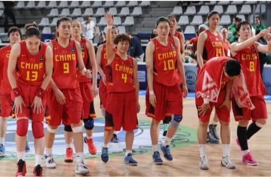 China consiguió el pase a Río 2016 en el Preolímpico de Nantes