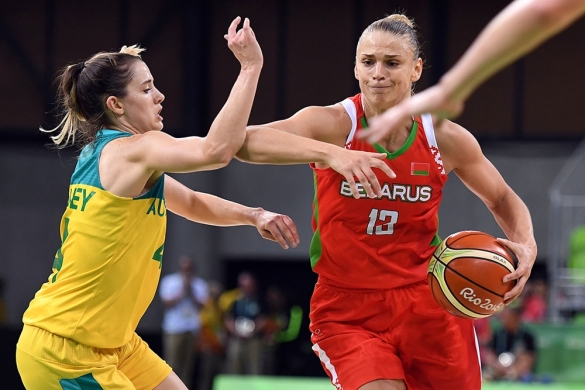 Australia cierra la primera fase como líder de grupo mientras que Bielorrusia se despide de Río 2016