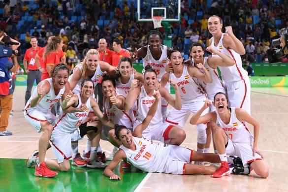 España vence a Serbia y pasa a la final de Río 2016