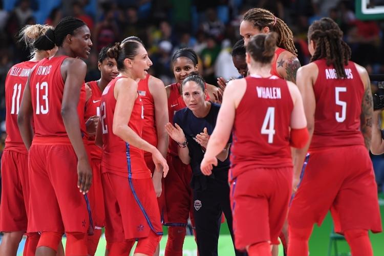 Estados Unidos jugará la final de Río 2016 al derrotar a Francia en semifinales