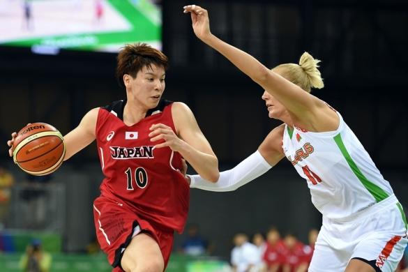 Río 2016: Japón contra Bielorrusia