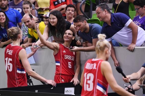 Serbia estará en cuartos de final de Río 2016