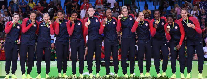 Estados Unidos campeona olímpica tras derrotar a España