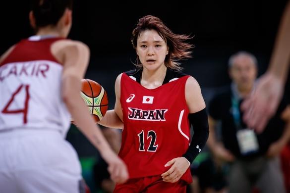 Asami Yoshida, una de las líderes de Japón