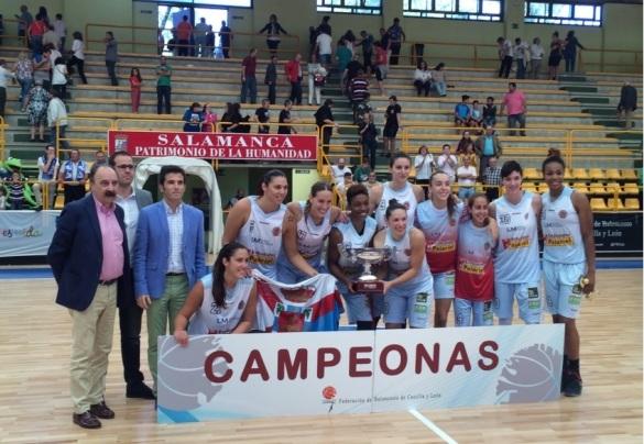 Embutidos Pajariel Bembibre, campeón de la Copa de Castilla y León