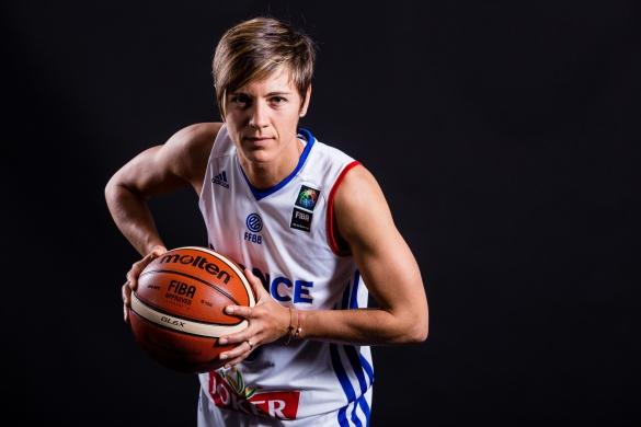Celine Dumerc se retirará de Francia tras el Eurobasket