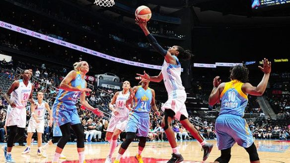 WNBA Playoffs: Chicago Sky recibe en segunda a Atlanta Dream