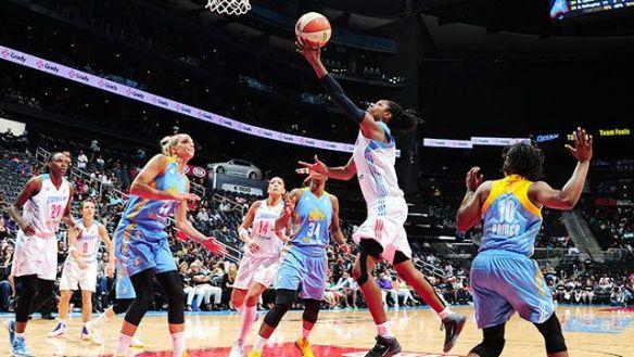 WNBA Playoffs: Chicago Sky recibe en segunda a Atlanta Dream