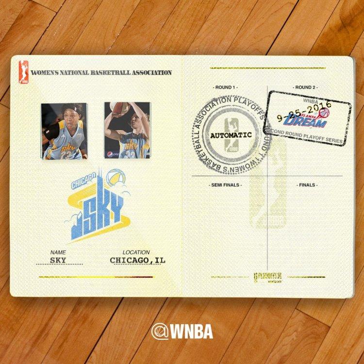 Chicago Sky derrota a Atlanta Dream en los WNBA Playoffs y pasa a semifinales