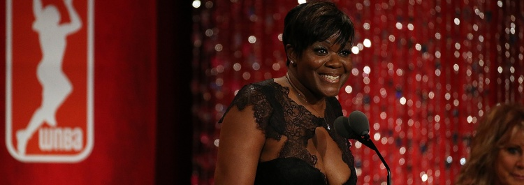 Sheryl Swoopes ya forma parte del Basketball Hall of Fame