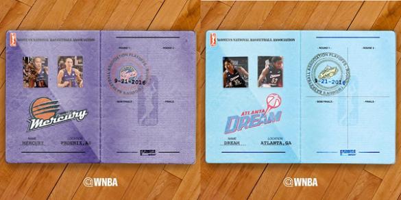 Phoenix Mercury y Atlanta Dream avanzan a segunda ronda de los WNBA Playoffs