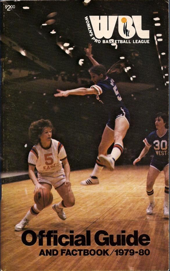 Guía oficial de la temporada 1979-1980 de la WBL