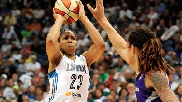 WNBA Playofffs: Minnesota Lynx contra Phoenix Mercury
