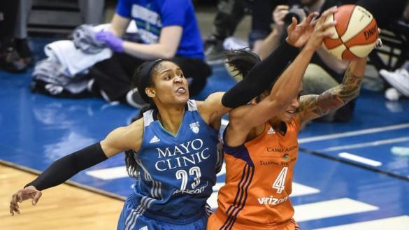 WNBA Playoffs: Minnesota Lynx derrota a Phoenix Mercury y se planta en la final de la WNBA