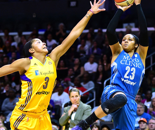 WNBA Finals: Minnesota Lynx fuerza el quinto y definitivo encuentro frente a Los Ángeles Sparks