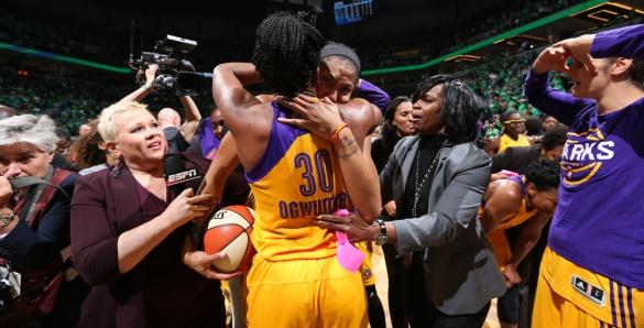 Los Ángeles Sparks defenderán el anillo en la nueva temporada de la WNBA