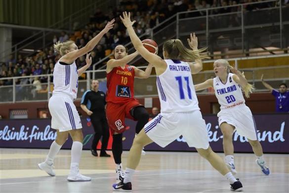 Clasificación Eurobasket República Checa 2017: España vence a Finlandia