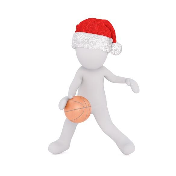 Desde basketfem.com os deseamos a todos una Feliz Navidad