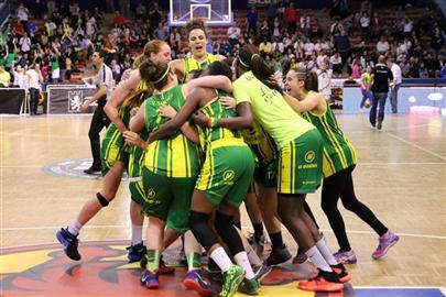 CB Al-Qázeres Extremadura y Star Center Uni Ferrol, estarán en la Copa de la Reina