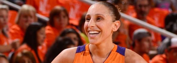 Diana Taurasi nombrada como mejor jugadora de baloncesto del año en Estados Unidos