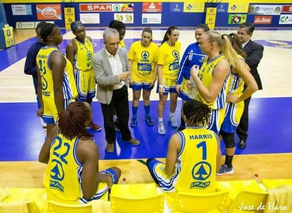 Spar Gran Canaria suma una nueva victoria.