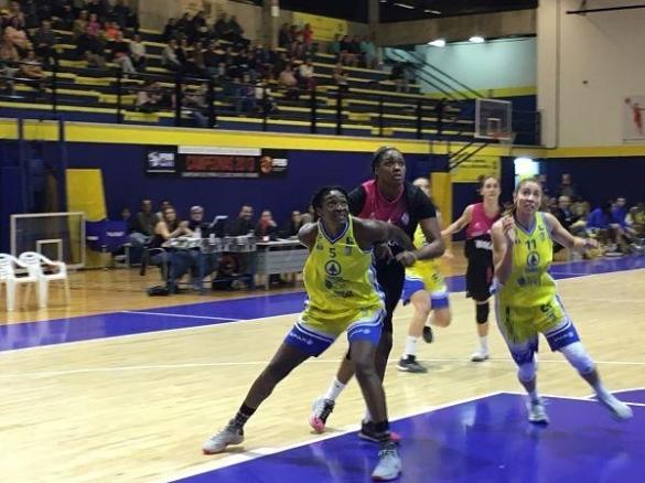 Liga Femenina. Jornada 15. Spar Gran Canaria derrota a CREF ¡Hola!