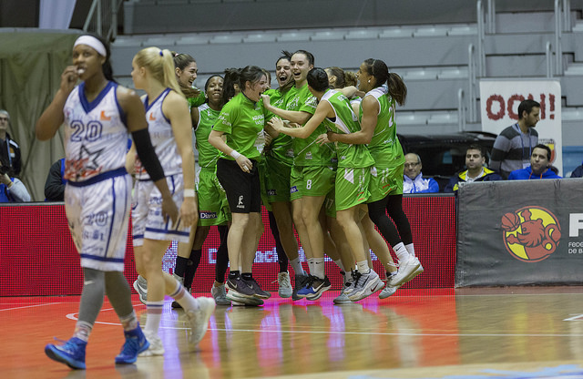 Copa de la Reina: Lacturale Araski vence a Star Center Uni Ferrol y es semifinalista