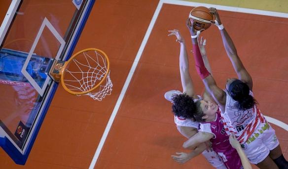 Copa de la Reina. Spar Citylift Girona vence en semifinales a Lacturale Araski.