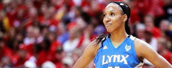 Candice Wiggins, acosada en la WNBA por ser heterosexual