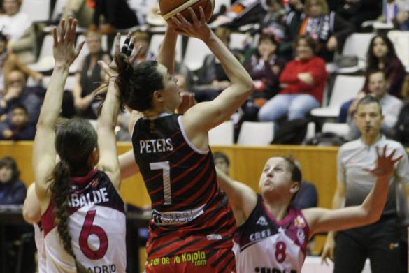 Liga Femenina. Jornada 20. Spar Citylift Girona contra CREF ¡Hola!
