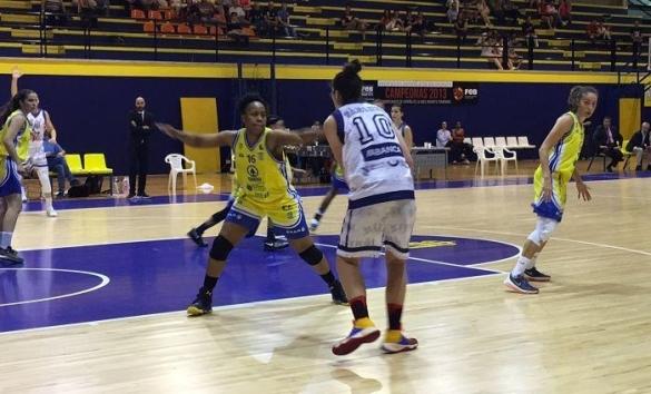Liga Femenina. Jornada 23: Spar Gran Canaria contra Star Center Uni Ferrol