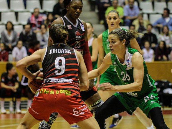Playoffs Liga Femenina: Spar Citylift Girona contra Lacturale Araski