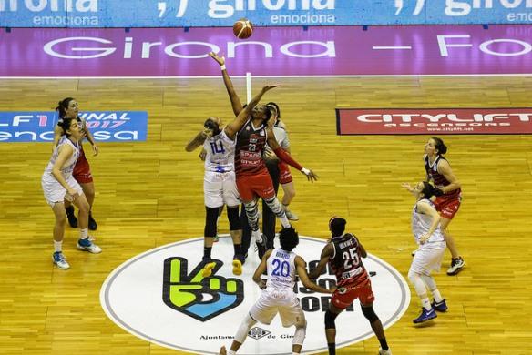 Final liga Femenina: Spar Citylift Girona - Perfumerías Avenida