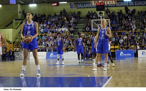 Playoffs LF: Perfumerías Avenida contra Spar Citylift Girona