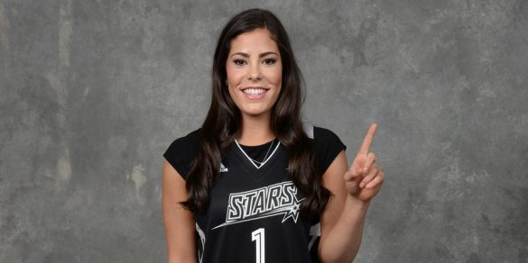Kelsey Plum, elegida número 1 del draft por San Antonio Stars