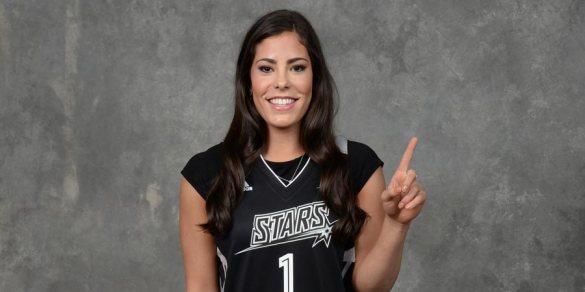 Kelsey Plum,debuta con San Antonio Stars
