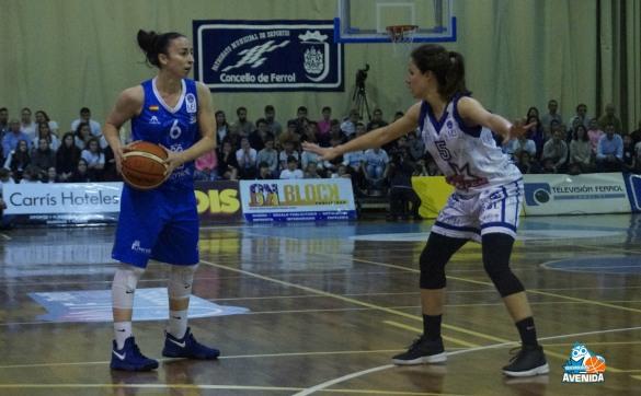 Playoffs Liga Femenina: Perfumerías Avenida elimina a Star Center Uni Ferrol