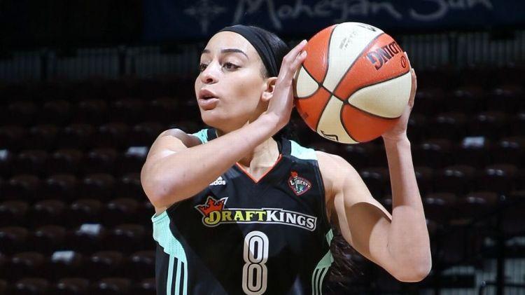 Bria Hartley jugará la WNBA tras haber dado a luz hace cuatro meses.