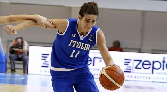 Rafaella Masciadri, elegida como miembro del Comité Olímpico Italiano
