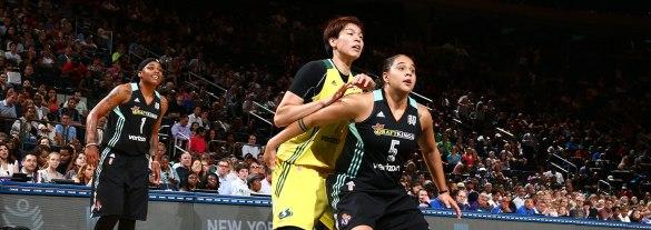 Shoni Schimmel no jugará la WNBA este año