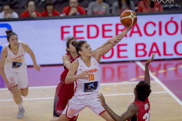 Torneo de Torrealvega: España frente a Japón