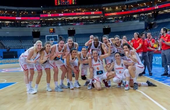 Eurobasket República Checa: España en una nueva final