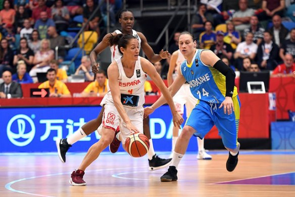 Eurobasket República Checa: España consigue la victoria frente a Ucrania.