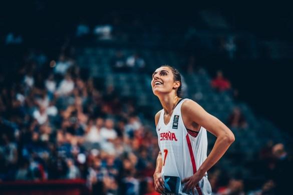 Eurobasket República Checa. Alba Torrens