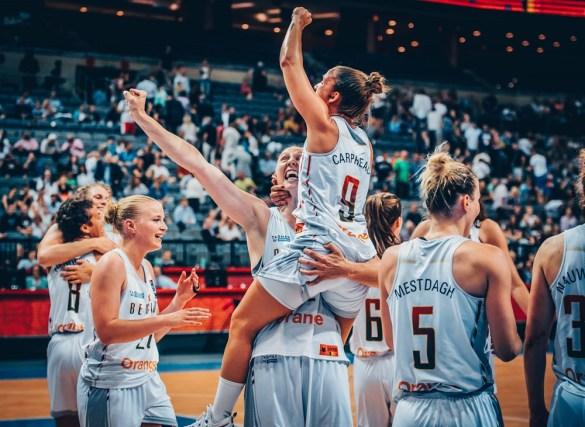 Eurobasket República Checa: Bélgica consigue el bronce tras derrotar a Grecia