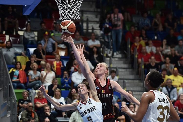 Eurobasket República Checa: Bélgica vence a Rusia en la prórroga