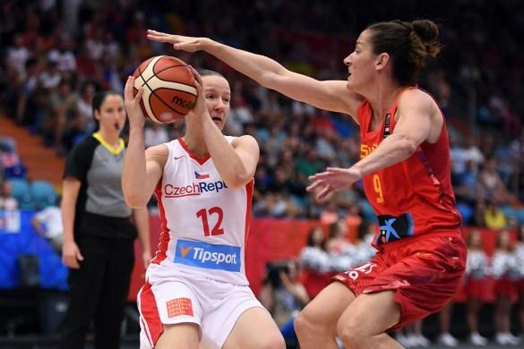 Eurobasket República Checa: España cae derrotada por las anfitrionas